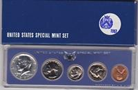 1967 Special Mint Set SMS Image