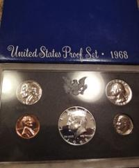 40% Silver 1968-S Proof Set Image
