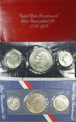 1776-1976 40% Bicentennial Mint Set Image