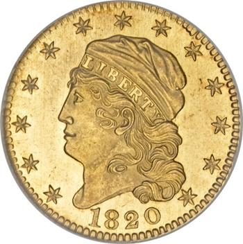 Capped Draped Bust Half Eagle 1807 34 Us Coin Facts Images
