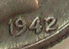 1942/1 Mercury Dime Image