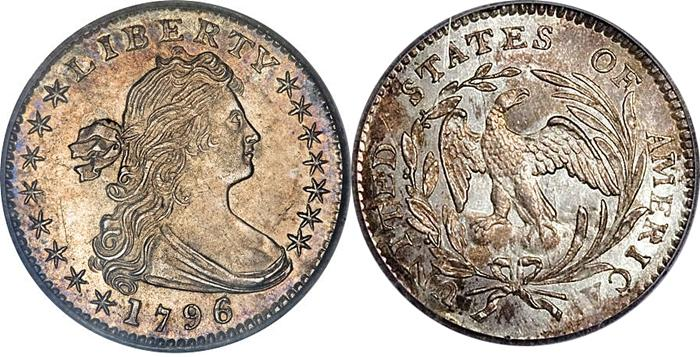 Most valuable Draped Bust Half Dime values