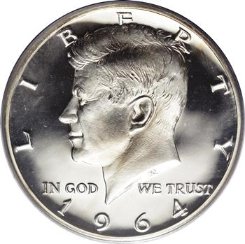 Kennedy Half Dollars 1964 To Date Silver Clad Facts Images