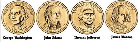 2007 Presidential Dollar Series Image
