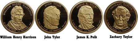 2009 Presidential Dollar Series Image