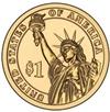 Presidential Dollar Reverse Image