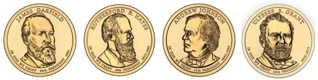 2011 Presidential Dollar Series Image